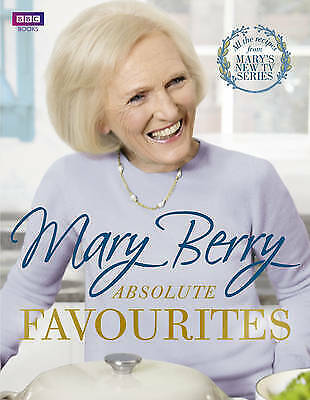 £6 • Buy Mary Berry's Absolute Favourites By Mary Berry (Hardcover, 2015)