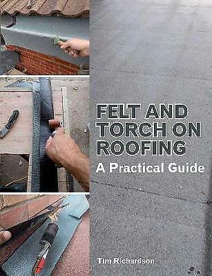 £11.18 • Buy Felt And Torch On Roofing - 9781847976932
