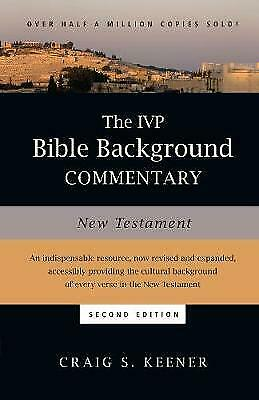 £19.25 • Buy The IVP Bible Background Commentary: New Testament - 9780830824786