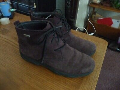 £15.99 • Buy Rohde Sympatex German Made Brown Suede Boots Size 4