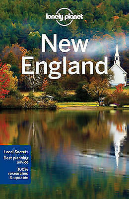 £15.38 • Buy Lonely Planet New England - 9781786573247