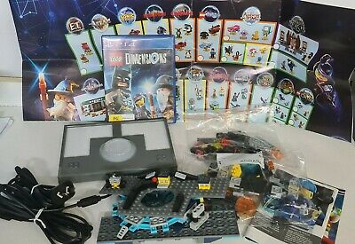 AU129.95 • Buy PS4 - Lego Dimensions Game + Portal + Ghostbusters Playstation 4 Check Photos!!