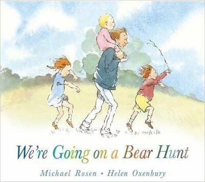 £5.82 • Buy We're Going On A Bear Hunt - 9781406363074