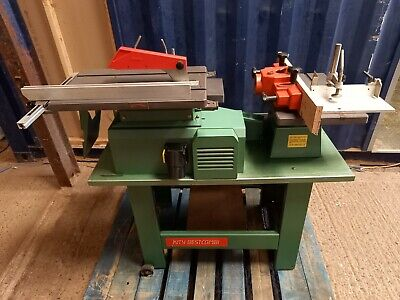 £358 • Buy 240v Kity Combination Machine * DELIVERY AVAILABLE * Bestcombi Table Saw Planer