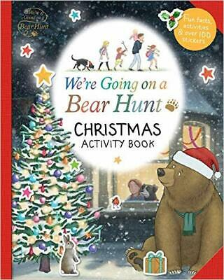 £4.69 • Buy We're Going On A Bear Hunt: Christmas Activity Book - 9781406384512