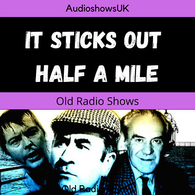 £3.99 • Buy It Sticks Out Half A Mile (Dad's Army Sequel) Audio Book  MP3 CD OLD RADIO SHOW