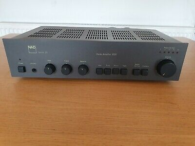 £165 • Buy NAD 3020 20 Series Integrated Amp In Good Cosmetic And Working Condition