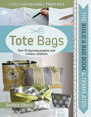£11.56 • Buy The Build A Bag Book: Tote Bags - 9781782216186