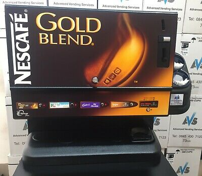 £550 • Buy Darenth Minicup In Cup Vending Machine 73mm Incup Drinks Coin Operated 3 + Sugar