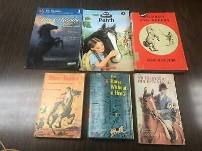 £4.25 • Buy HORSES HORSES HORSES,  6 Horse Books, Some Collectable!!!