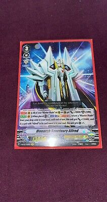 £10 • Buy Monarch Sanctuary Alfred Mint Condition Cardfight Vanguard Card