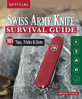 £7.41 • Buy Victorinox Swiss Army Knife Camping & Outdoor Survival Guide - 9781565239951