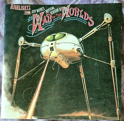 £2.99 • Buy Highlights From War Of The Worlds (Original Soundtrack CD , 1997)