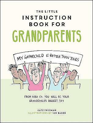 £6.27 • Buy The Little Instruction Book For Grandparents - 9781787835719