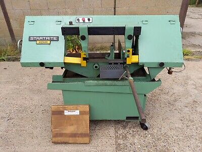 £1000 • Buy Metal Bandsaw * DELIVERY AVAILABLE * Horizontal Band Saw Startrite