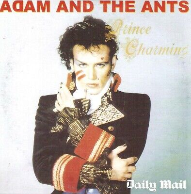 £3.19 • Buy Adam And The Ants - Prince Charming (CD 2008) Promo; Reissue; FREE UK P&P