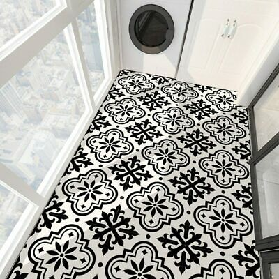 £18 • Buy 4X Modern Self-Adhesive Square Peel And Stick Removable Floor Tile Sticker