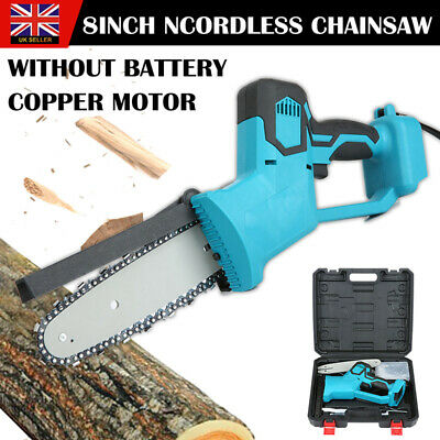 £55.99 • Buy Electric Cordless Garden Cutting Tool Chainsaw Chain Saw For 18V Makita Battery
