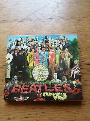 £5 • Buy The Beatles – Sgt. Pepper's Lonely Hearts Club Band / Parlophone CDP 7 46442 2