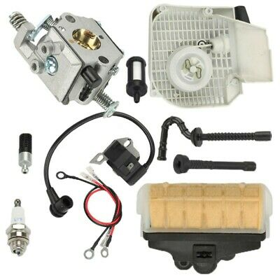£24.37 • Buy Carburetor Air Filter Kit For Stihl MS230 /MS250 021 /023 025 MS210 Chainsaw