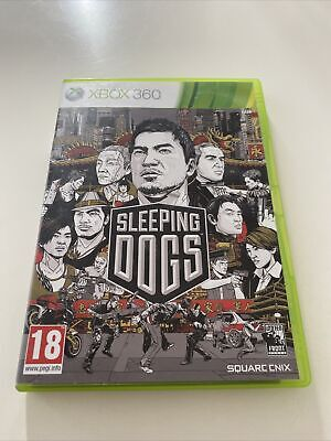 £1.99 • Buy Xbox 360 Sleeping Dogs Game! In Very Good Condition!