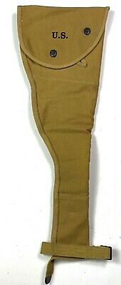 $34.95 • Buy  Wwii Us Airborne Paratrooper M1a1 Carbine Rifle Jump Carry Scabbard Case-khaki