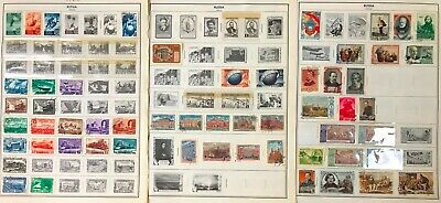 £0.70 • Buy Lot Of Russia Old Stamps Used/MH/MNH