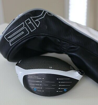 AU313.69 • Buy TaylorMade SIM 10.5 Driver Head Only With Headcover