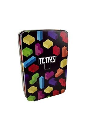 £12.82 • Buy Tetris 3D Lenticular 54 Playing Cards & Collectible Gift Tin 100% Authentic NEW