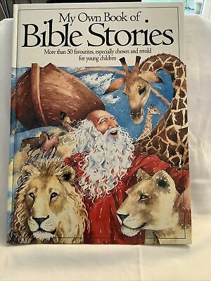 £1.50 • Buy My Own Book Of Bible Stories 50 Stories For Children Told By Pat Alexander Hardb