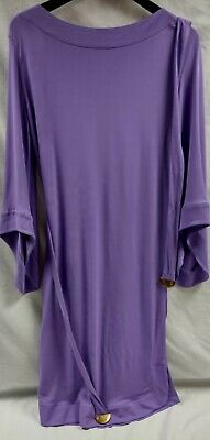 £80 • Buy Versace Collection Lilac Dress Size 10
