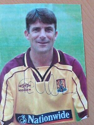 £0.99 • Buy KEVIN WILSON Signed Picture