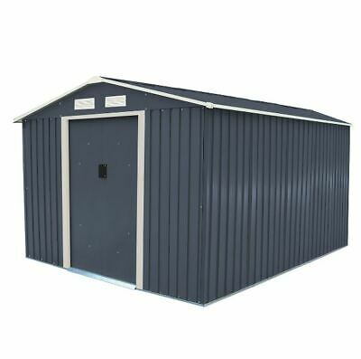 £184 • Buy Bentley 8ft X 10ft Metal Garden Shed - Failed Delivery, Courier Returned