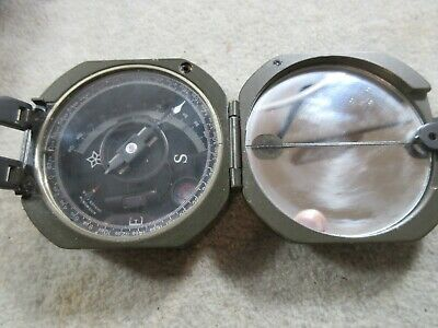 $49 • Buy US Military M2 Unmounted Magnetic Compass W/ Hard Case