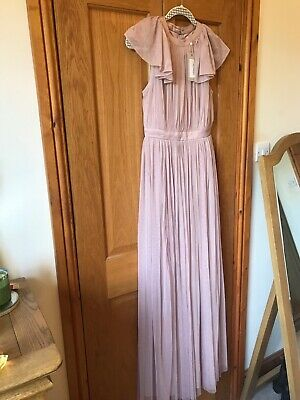 AU35.05 • Buy Coast Special Occasion Keyhole Front Beautiful Dress Size 8 RRP £139