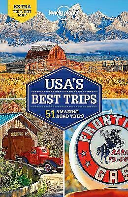 £13.44 • Buy Lonely Planet USA's Best Trips - 9781786573599