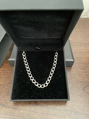 £99 • Buy 9ct Gold Chain 17.5inch