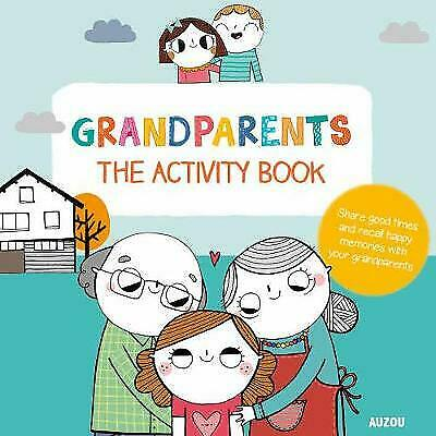 £6.46 • Buy Grandparents: The Activity Book - 9782733861851