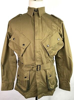 $59.95 • Buy  Wwii Us Airborne Paratrooper M1942 M42 Reinforced Jump Jacket- Small