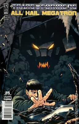 £2.59 • Buy Transformers All Hail Megatron #16A VF 2009 Stock Image