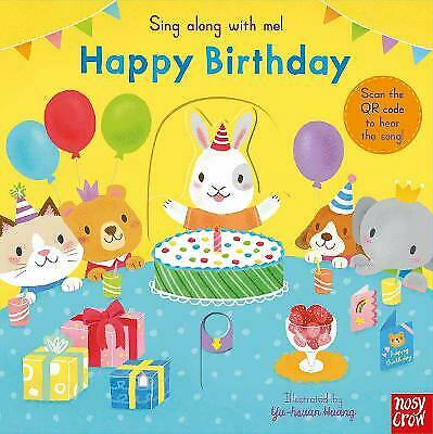 £5.80 • Buy Sing Along With Me! Happy Birthday - 9780857637499