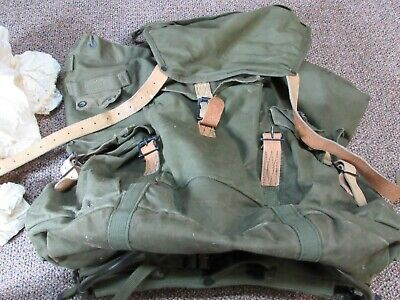 $299.99 • Buy US Army M1952 RUCKSACK & FRAME Vietnam ERA 1966 SPECIAL Forces MOUNTAIN Artic