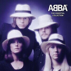 £27 • Buy ABBA The Essential Collection (new And Sealed Cd)