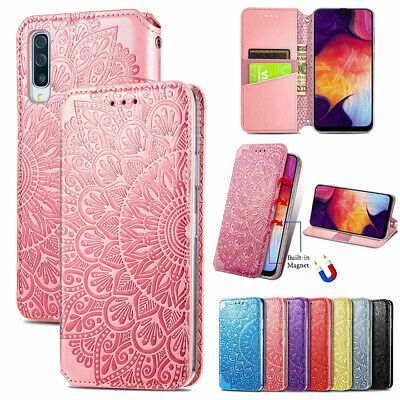 AU13.99 • Buy For Samsung S21+ Ultra S20 Note 20 S10+ S9 Leather Wallet Case Flip Stand Cover