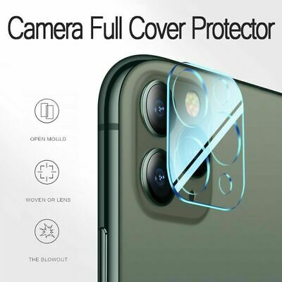 £2.69 • Buy Rear Camera Lens Protector Cover Tempered Glass For IPhone 11 Pro 12 12 Pro Max