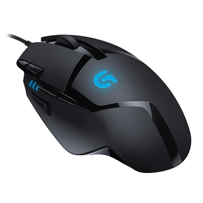 AU50 • Buy Brand New | Logitech G402 HYPERION FURY ULTRA FAST GAMING MOUSE