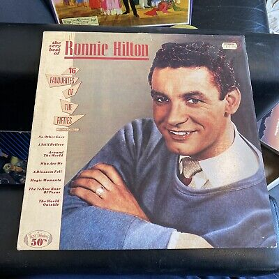 £2.50 • Buy Ronnie Hilton - The Very Best Of Ronnie Hilton / 16 Favourites Of The  Fifties (
