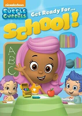 £5.06 • Buy Bubble Guppies: Get Ready For School By