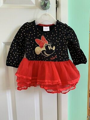 £2.80 • Buy Girls Minnie Mouse Outfit 3-6 Months