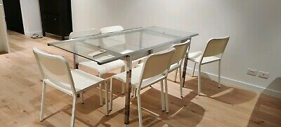AU170 • Buy Extendible Dining Table With Six Chairs